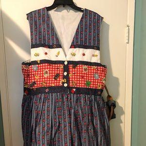 "Dresses & Skirts - Homemade ""Teacher"" dress"